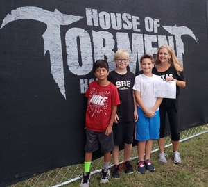 Click To Read More Feedback from House of Torment