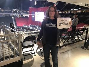 Jennifer attended 25th PBR Unleash the Beast Tickets on Oct 7th 2018 via VetTix