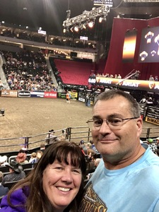 Mich attended 25th PBR Unleash the Beast Tickets on Oct 7th 2018 via VetTix