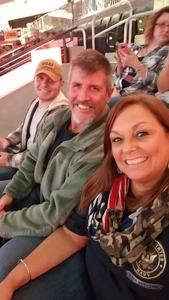 Christine attended 25th PBR Unleash the Beast Tickets on Oct 7th 2018 via VetTix