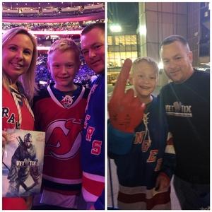 Brian attended New York Rangers vs. New Jersey Devils - NHL on Sep 24th 2018 via VetTix