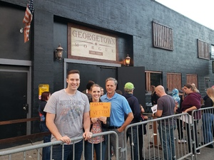Tanner attended Georgetown Morgue on Sep 21st 2018 via VetTix