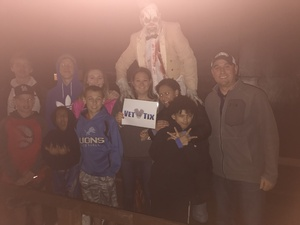 Neill attended Georgetown Morgue on Sep 21st 2018 via VetTix