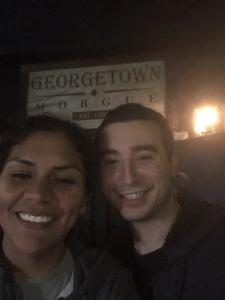 Amarilis attended Georgetown Morgue on Sep 21st 2018 via VetTix