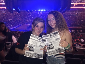 Megan attended Drake & Migos Aubrey &the 3 Migos Tour on Sep 16th 2018 via VetTix