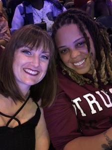 Heather attended Drake & Migos Aubrey &the 3 Migos Tour on Sep 16th 2018 via VetTix