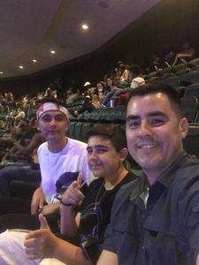 Joseph attended Drake & Migos Aubrey &the 3 Migos Tour on Sep 16th 2018 via VetTix