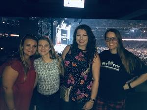 Neely attended Taylor Swift Reputation Stadium Tour - Pop on Sep 22nd 2018 via VetTix