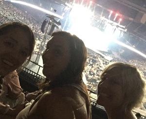 Brad and Katy attended Taylor Swift Reputation Stadium Tour - Pop on Sep 22nd 2018 via VetTix