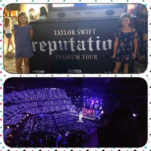 Ronald attended Taylor Swift Reputation Stadium Tour - Pop on Sep 22nd 2018 via VetTix