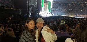 Carla attended Taylor Swift Reputation Stadium Tour - Pop on Sep 22nd 2018 via VetTix