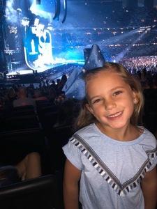 Victor attended Taylor Swift Reputation Stadium Tour - Pop on Sep 22nd 2018 via VetTix