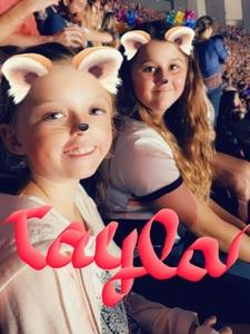Angela attended Taylor Swift Reputation Stadium Tour - Pop on Sep 22nd 2018 via VetTix