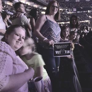 Sheri attended Taylor Swift Reputation Stadium Tour - Pop on Sep 22nd 2018 via VetTix