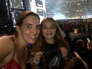 Blake attended Taylor Swift Reputation Stadium Tour - Pop on Sep 22nd 2018 via VetTix