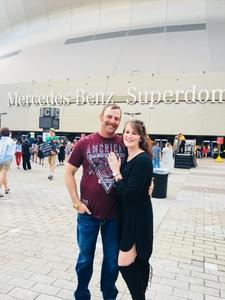 Patricia attended Taylor Swift Reputation Stadium Tour - Pop on Sep 22nd 2018 via VetTix