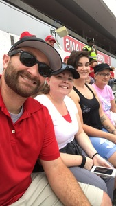 Jason attended NC State Wolfpack vs. Boston College - NCAA Football - Time Tba on Oct 6th 2018 via VetTix