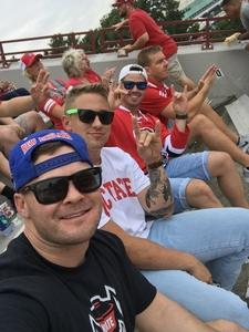 Benny attended NC State Wolfpack vs. Boston College - NCAA Football - Time Tba on Oct 6th 2018 via VetTix