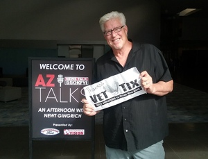 Click To Read More Feedback from 550 KFYI AZ Talks with Newt Gingrich