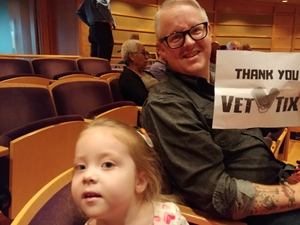 Austin attended Sibelius Symphonies - Presented by the Baltimore Symphony Orchestra on Oct 7th 2018 via VetTix