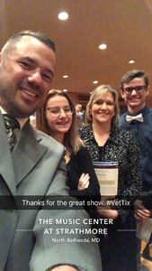 Robert attended Sibelius Symphonies - Presented by the Baltimore Symphony Orchestra on Oct 7th 2018 via VetTix