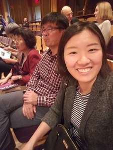 Hyun attended Sibelius Symphonies - Presented by the Baltimore Symphony Orchestra on Oct 7th 2018 via VetTix