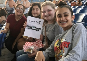 Jovi attended Niall Horan: Flicker World Tour 2018 - Pop on Sep 22nd 2018 via VetTix