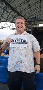 Chris attended Niall Horan: Flicker World Tour 2018 - Pop on Sep 22nd 2018 via VetTix