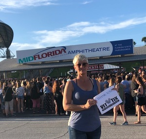 Alisha attended Niall Horan: Flicker World Tour 2018 - Pop on Sep 22nd 2018 via VetTix