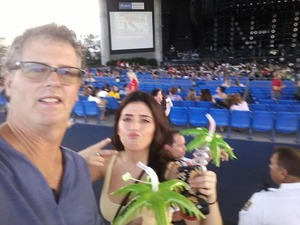 Scott attended Niall Horan: Flicker World Tour 2018 - Pop on Sep 22nd 2018 via VetTix