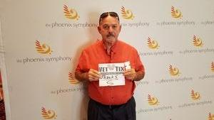 Donald attended The Phoenix Symphony Presents- Sinatra and Friends on Sep 23rd 2018 via VetTix