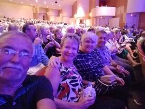 Daniel attended The Phoenix Symphony Presents- Sinatra and Friends on Sep 23rd 2018 via VetTix