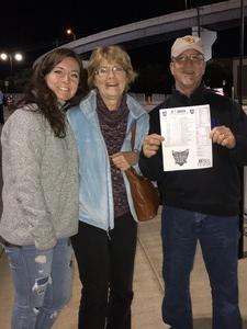 Susan attended Army vs. Navy Cup Vli - Collegiate Soccer on Oct 12th 2018 via VetTix