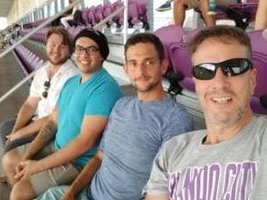 Steven attended Orlando City SC vs. Houston Dynamo - MLS on Sep 22nd 2018 via VetTix