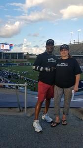 DONNIE attended Rice Owls vs. UTSA - NCAA Football on Oct 6th 2018 via VetTix