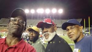 Lonnie attended Rice Owls vs. UTSA - NCAA Football on Oct 6th 2018 via VetTix