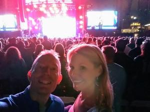 Michael attended Live Nation Presents Def Leppard / Journey - Pop on Sep 23rd 2018 via VetTix