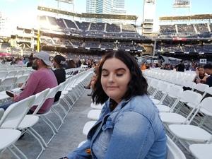Colin attended Live Nation Presents Def Leppard / Journey - Pop on Sep 23rd 2018 via VetTix