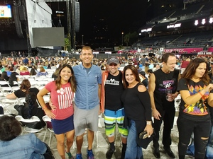 Ian attended Live Nation Presents Def Leppard / Journey - Pop on Sep 23rd 2018 via VetTix