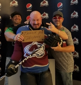attended Deep Purple/judas Priest at the Pepsi Center on Sep 23rd 2018 via VetTix