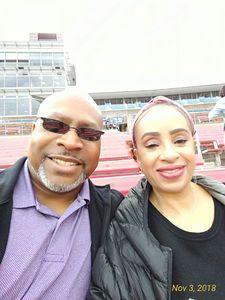 billy attended SMU Mustangs Football vs. University of Houston Cougars - NCAA Football on Nov 3rd 2018 via VetTix