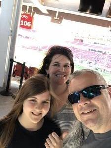 Jerry attended San Jose State vs. Army - NCAA Football on Oct 13th 2018 via VetTix