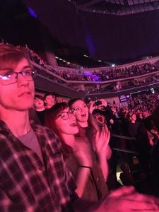 Rex attended Fall Out Boy -the M a N I a Tour With Machine Gun Kelly on Oct 6th 2018 via VetTix