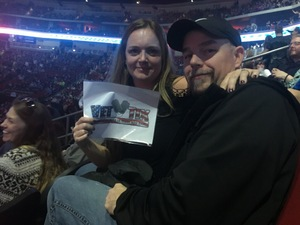 Bob attended Fall Out Boy -the M a N I a Tour With Machine Gun Kelly on Oct 6th 2018 via VetTix