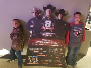 Halls attended 2018 Professional Bull Riders World Finals 25th PBR Unleash the Beast - Day Two on Nov 8th 2018 via VetTix