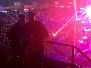 Jonathan attended Bellator 208 - Fedor vs. Sonnen - Live Mixed Martial Arts on Oct 13th 2018 via VetTix