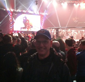 Matt attended Bellator 208 - Fedor vs. Sonnen - Live Mixed Martial Arts on Oct 13th 2018 via VetTix