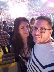 Alexander attended Bellator 208 - Fedor vs. Sonnen - Live Mixed Martial Arts on Oct 13th 2018 via VetTix