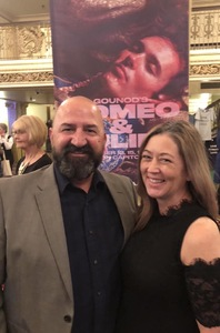 Elizabeth attended Gounods Romeo and Juliet - Presented by the Utah Opera on Oct 17th 2018 via VetTix