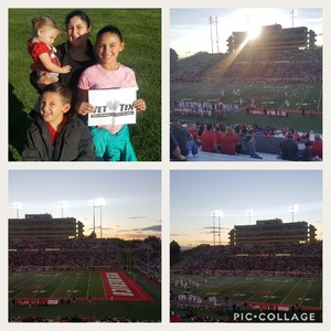 Click To Read More Feedback from University of New Mexico Lobos vs. Fresno State - NCAA Football